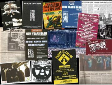 some band memories from over the years
