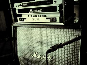 love this amp - my favorite set up