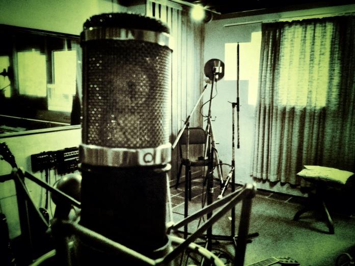 mic magic at sunset studios