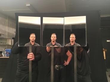mirror magic on shoot