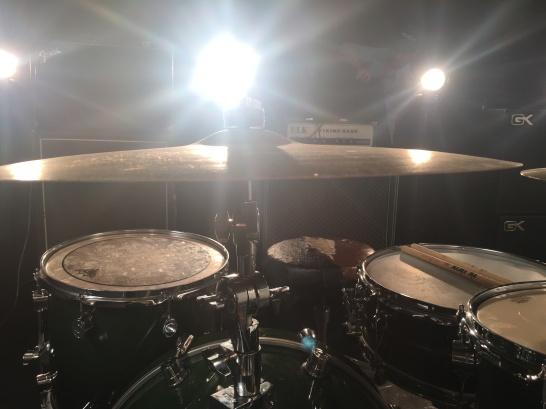 epic drum shot