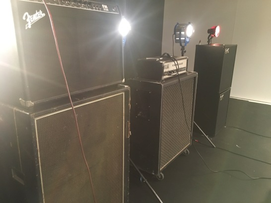 amps lights action